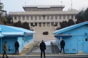 Korea DMZ - January 2017